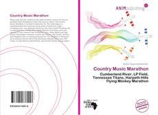 Copertina di Country Music Marathon