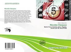Обложка Nicolás Vázquez