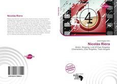 Portada del libro de Nicolás Riera