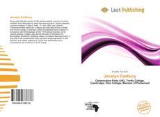 Bookcover of Jocelyn Cadbury