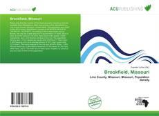 Bookcover of Brookfield, Missouri