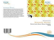 Brunswick, Missouri的封面