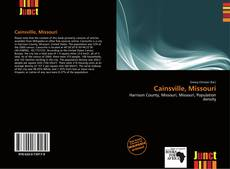 Bookcover of Cainsville, Missouri