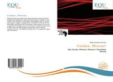 Bookcover of Camden, Missouri