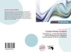 Bookcover of Carlos Prieto (Cellist)