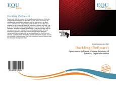 Buchcover von Duckling (Software)