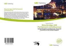 Buchcover von Stourbridge (UK Parliament constituency)