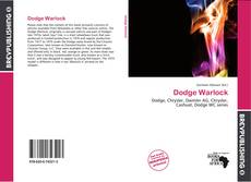 Capa do livro de Dodge Warlock