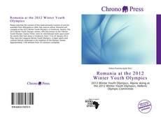 Romania at the 2012 Winter Youth Olympics kitap kapağı