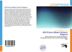 Bookcover of 4th Prince Albert Victor's Rajputs