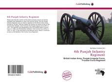 Portada del libro de 4th Punjab Infantry Regiment