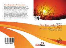 Bookcover of River Blackwater (River Loddon)
