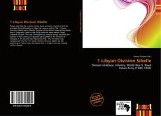 Bookcover of 1 Libyan Division Sibelle