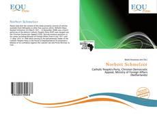 Bookcover of Norbert Schmelzer