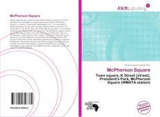 Capa do livro de McPherson Square