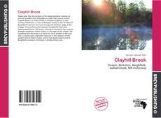 Обложка Clayhill Brook