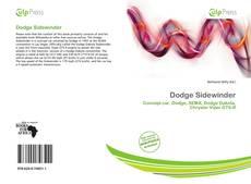 Capa do livro de Dodge Sidewinder