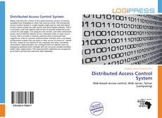 Distributed Access Control System的封面