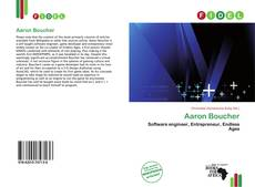 Bookcover of Aaron Boucher
