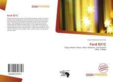 Обложка Ford 021C