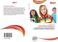 Bookcover of Ford CE14 Platform