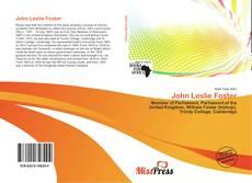 Couverture de John Leslie Foster