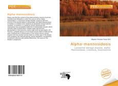 Couverture de Alpha-mannosidosis