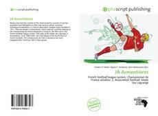 Bookcover of JA Armentières