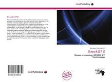 Bookcover of BrookGPU