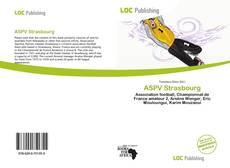 Bookcover of ASPV Strasbourg