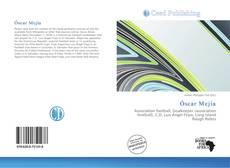Capa do livro de Óscar Mejía