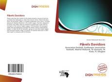 Buchcover von Pāvels Davidovs