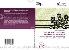 Copertina di Saison 1951-1952 des Canadiens de Montréal