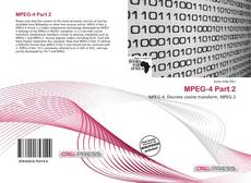 Bookcover of MPEG-4 Part 2