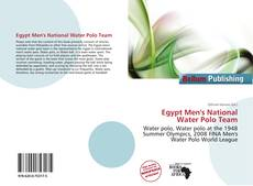 Buchcover von Egypt Men's National Water Polo Team