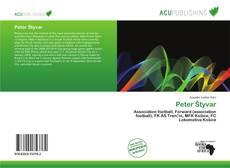 Peter Štyvar的封面