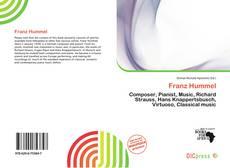 Обложка Franz Hummel