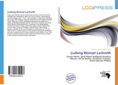 Bookcover of Ludwig Wenzel Lachnith