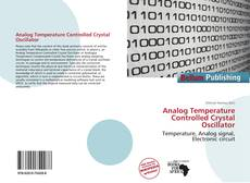 Bookcover of Analog Temperature Controlled Crystal Oscillator