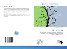 Portada del libro de Pierre Ibarra