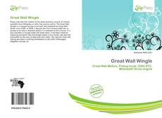 Couverture de Great Wall Wingle
