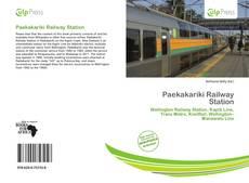 Bookcover of Paekakariki Railway Station