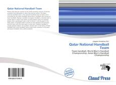 Portada del libro de Qatar National Handball Team