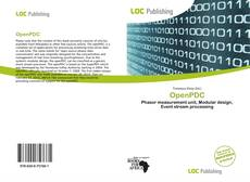 Bookcover of OpenPDC