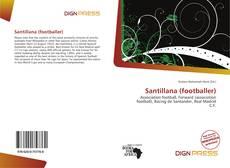 Bookcover of Santillana (footballer)