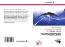 Portada del libro de Slovenia National Handball Team