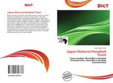 Portada del libro de Japan National Handball Team