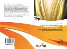 Bookcover of Syria National Handball Team