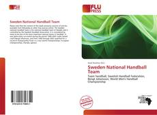 Bookcover of Sweden National Handball Team