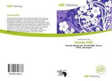 Bookcover of Honda HSC